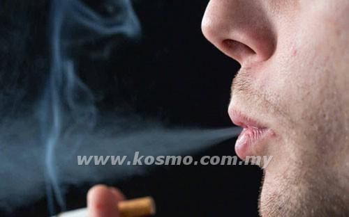 Rokok Penyebab Kanser Peti Suara