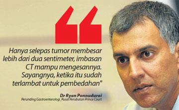 Tumor Barah Pankreas