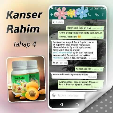 Penawar Kanser Rahim1