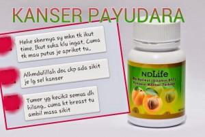 Penawar Kanser Payudara_tumor hilang_ubatkanser.my