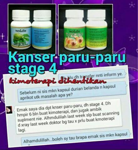 Penawar Kanser Paru-Paru 1