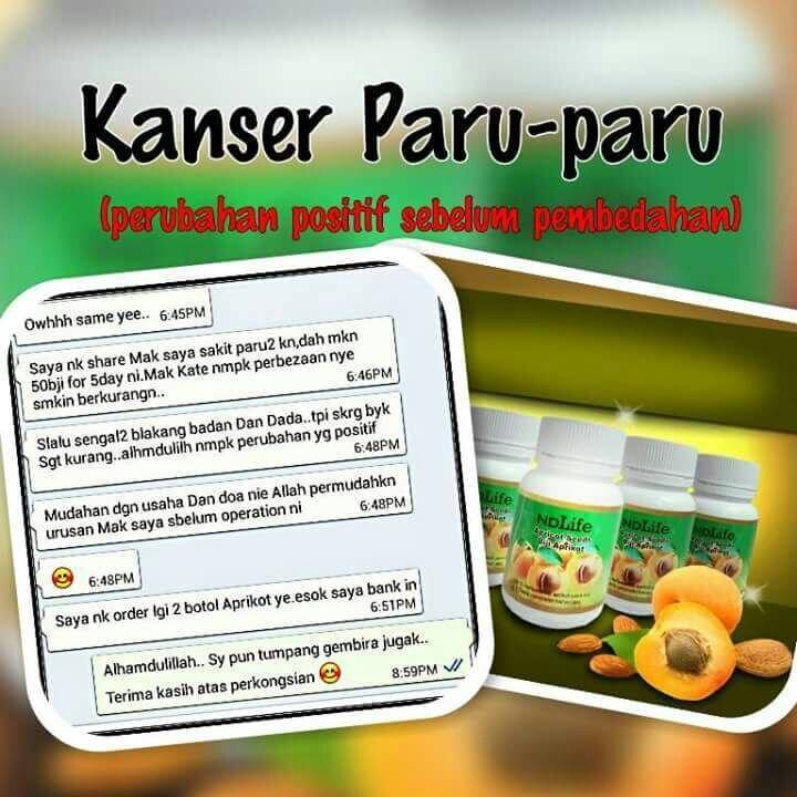 Penawar Kanser Paru-Paru 4