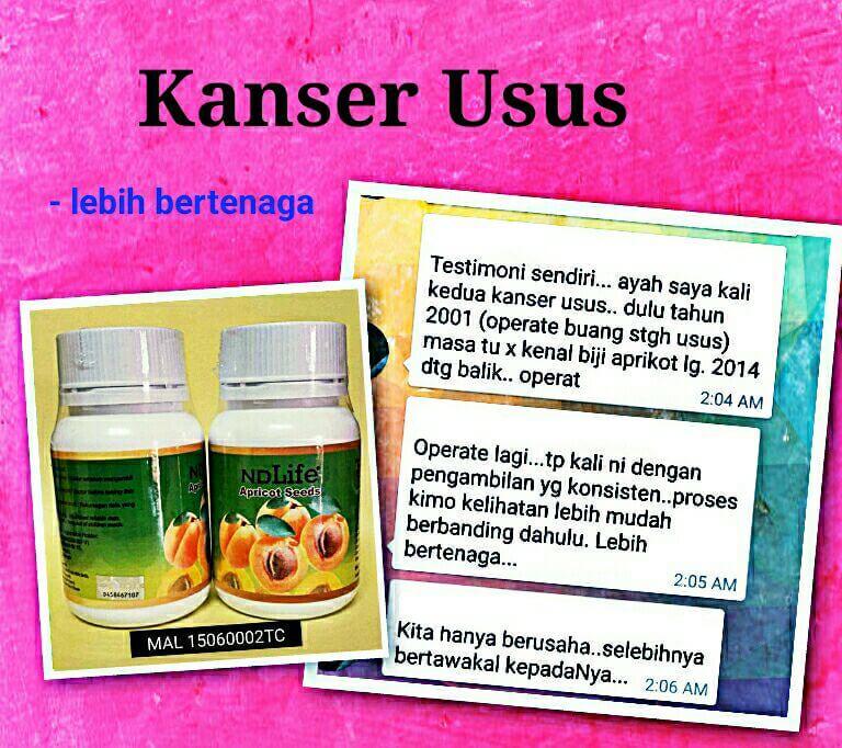 Penawar Kanser Usus 1