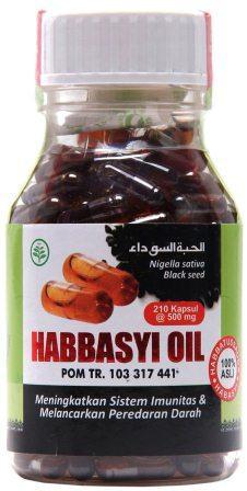 Habbasyi-Oil-Ubatkanser.my