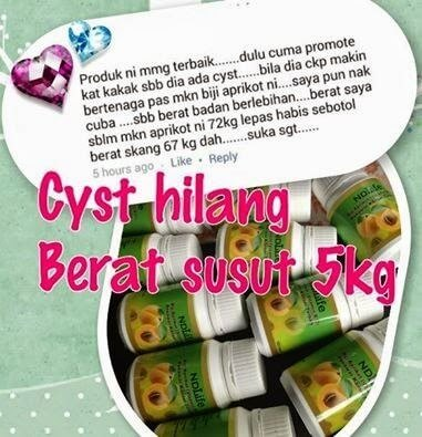 Penawar Cyst 15