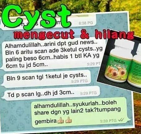 Penawar Cyst 16