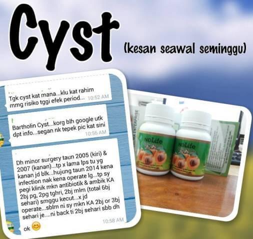 Penawar Cyst 2