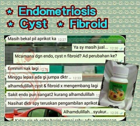 Penawar Cyst 20