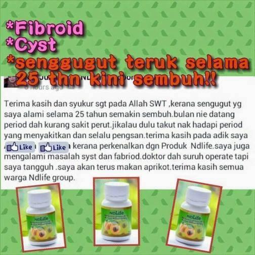 Penawar Cyst 21