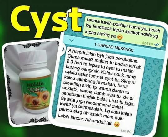 Penawar Cyst 4