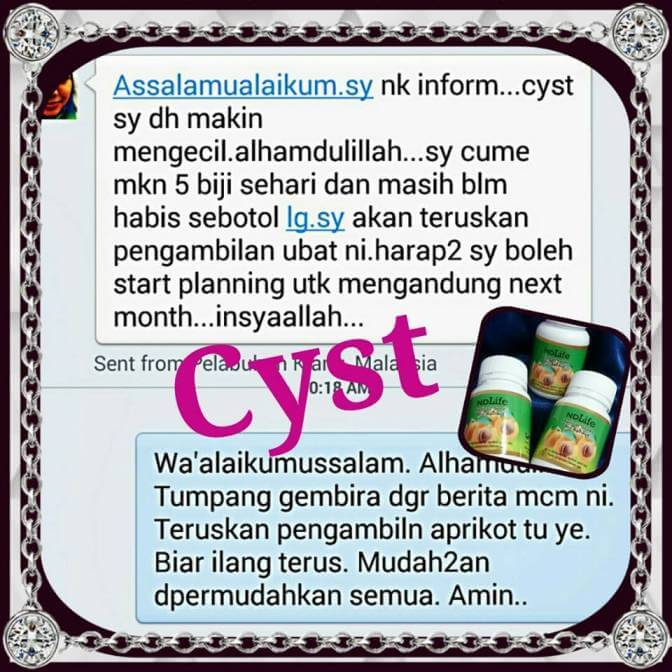 Penawar Cyst 5