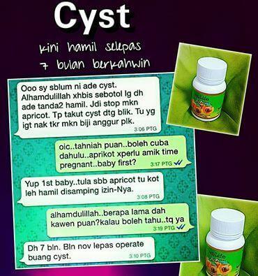 Penawar Cyst 6