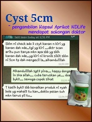 Penawar Cyst 7