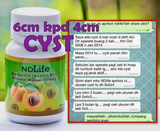 Penawar Cyst 9