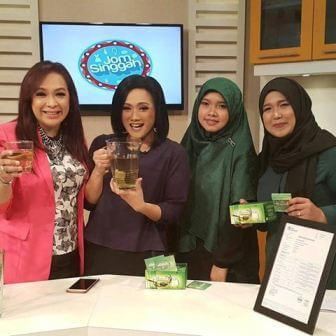 Daun Rerama di Jom Singgah TV3